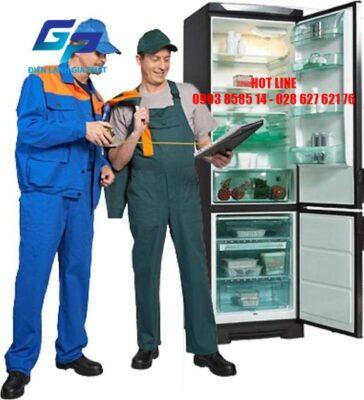 Trung Tâm Bảo Hành Tủ Lạnh Quận 3